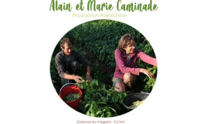 Alain et Marie Caminade