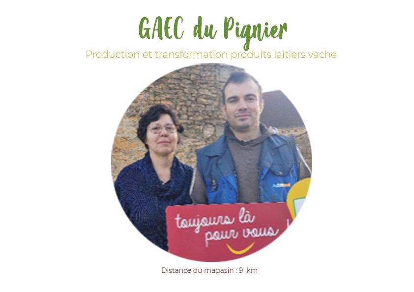 gaec du Pignier