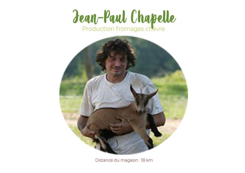 Jean-paul Chapelle