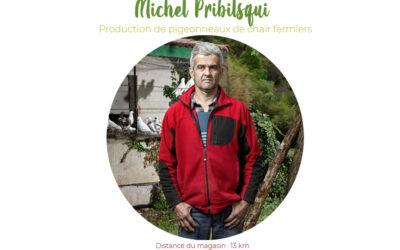 MICHEL PRIBILSQUI