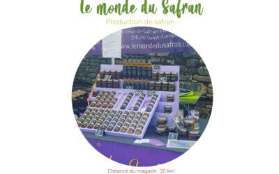 Le monde du Safran